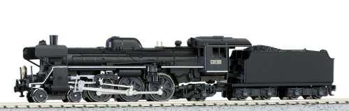Nゲージ C57 180 門鉄デフ付 鉄道模型 蒸気機関車  2013-1   カトー KATO