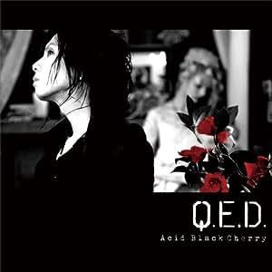 Q.E.D.【DVD[MUSIC CLIP]】(ジャケットA)