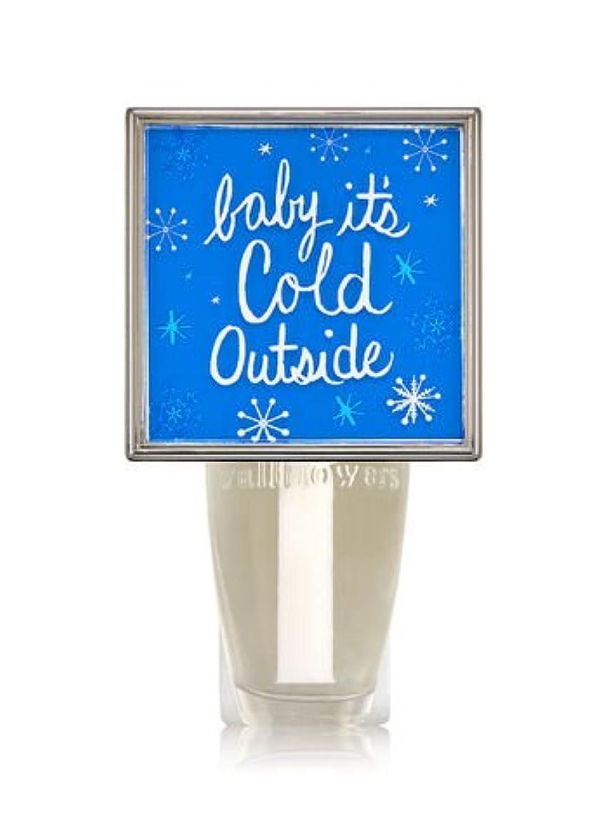 ジョージバーナードゲージ有害【Bath&Body Works/バス&ボディワークス】 ルームフレグランス プラグインスターター (本体のみ) ナイトライト Wallflowers Fragrance Plug Baby, It's Cold Outside...