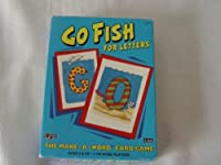 """Go Fish for Letters """"The Make a Word Card Game"""" by University Games [並行輸入品]"""