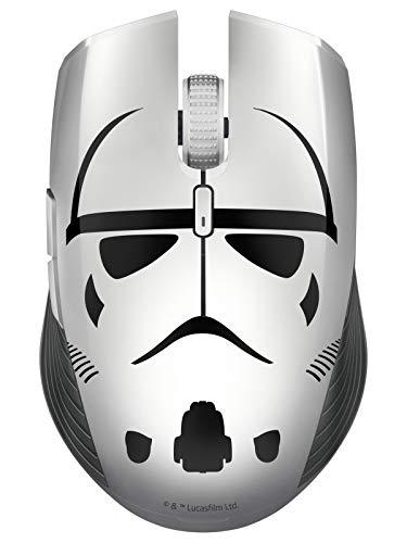 Razer Atheris - Stormtrooper Edition ワイヤレスマウス STARWARS 小型 無線 Bluetooth/2.4GHz接続 電池式 【日本正規代理店保証品】