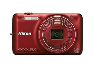 Nikon クールピクス S6600RD ラズベリーレッド