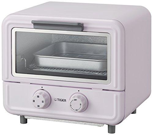 タイガー オーブン トースター ぷちはこ ピンク レシピ付き やきたて KAO-A850-P Tiger