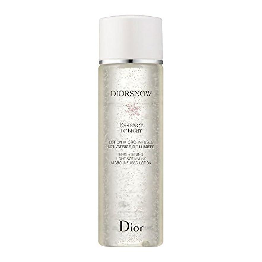 不可能な大使おなじみのクリスチャン ディオール(Christian Dior) スノー ブライトニング エッセンスローション 200ml [並行輸入品]
