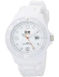 [アイスウォッチ]ICE-WATCH シリコレクション ビッグ ホワイト SI.WE.B.S 【正規輸入品】