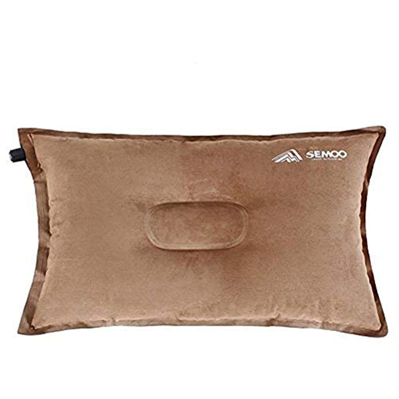耐久分離するコメントsEMOoキャンプ枕/インフレータブルAir pillow- Self Inflating、圧縮可能なキャンプ用、バックパッキング、旅行