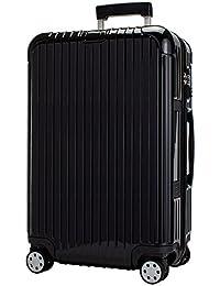 RIMOWA [ リモワ ] 【4輪】 サルサ デラックス 831.63.50.5 スーツケース マルチ 【Salsa Deluxe 】 Multiwheel ブラック 63L 電子タグ 【E-Tag】 [並行輸入品]