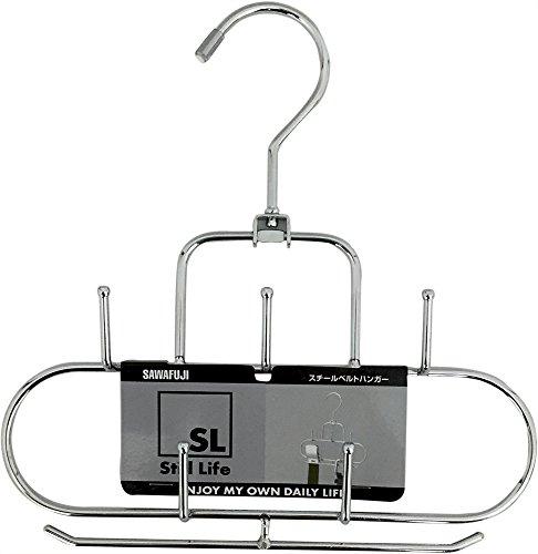 RoomClip商品情報 - サワフジ スチールベルトハンガー SLS-08