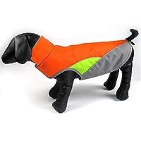 LIFE冬犬服防水犬のコートジャケット暖かいダックスフントフレンチブルドッグジャケット小中大犬ペット服 5S1ペット服 小型犬クリスマス
