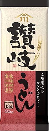 川田製麺 讃岐うどん 250g×5個