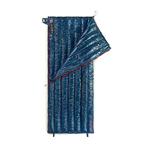 Naturehike公式ショップ 寝袋 高級ダウン寝袋 790g超軽量シュラ...