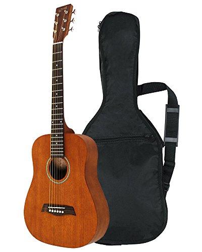 S.Yairi ヤイリ Compact Acoustic Series ミニアコースティックギター YM-02/MH マホガニー ソフトケース付属