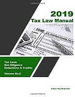 Tax Law Manual 2019
