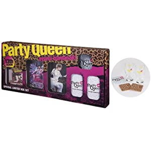 『Party Queen』SPECIAL LIMITED BOX SET【CD+DVD+DVD】+【LIVE DVD 2枚組】+【ハーフ・パイント・グラス、コルクコースター】