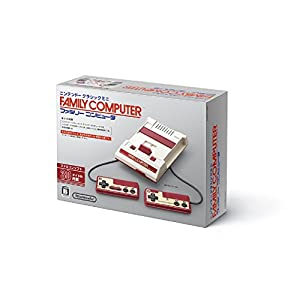 ニンテンドークラシックミニ ファミリーコンピュータ 【Amazon.co.jp限定】 オリジナルポストカード(30枚セット)付