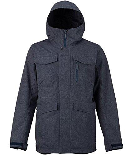 [해외]Burton (버튼) 스노우 보드웨어 남성 자켓 COVERT JACKET XS ~ XL 사이즈 130651 미드 맞는 Living Lining ™/Burton (Burton) snowboard wear men`s jacket COVERT JACKET XS ~ XL size 130651 midfit Living Lining ™