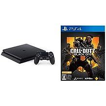 PlayStation 4 ジェット・ブラック 1TB (CUH-2200BB01) + 【PS4】コール オブ デューティ ブラックオプス 4【CEROレーティング「Z」】  セット