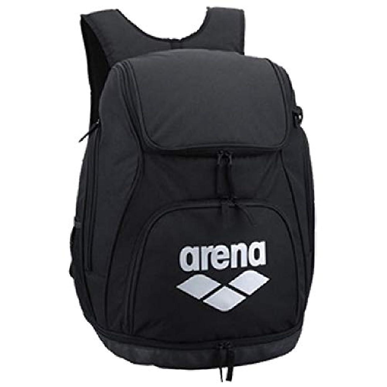秀でる彼聴衆バックパック メンズ レディース ジュニア arena アリーナ リュックサック スポーツバッグ 34L 水泳 競泳 スイマーズバッグ Dパック デイパック ロゴ 鞄 かばん/AEANJA01