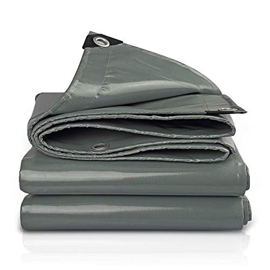 ソフトウェア代表して専門XF 防水シートパッド入り屋外日焼け止め蒸気トラックキャノピーシェードオックスフォードオイルキャンバスプラスチックターポリン、利用可能な アウトドアキャンプ用品 (Size : 4mX5m)