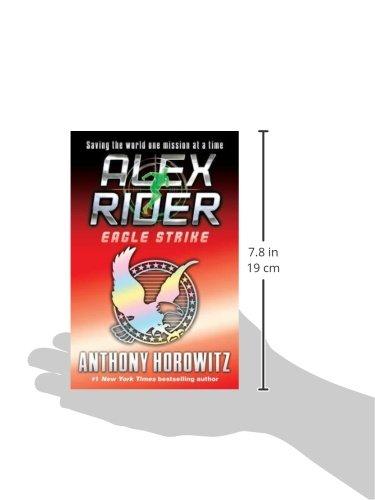 Eagle Strike (Alex Rider) Anthony Horowitz Puffin Books