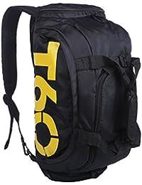 (コズーン)KO ZOON H2 ドラム バッグ 大容量 多機能 3way バッグパック リュック ショルダーバッグ ボストンバッグ シューズ 収納 スポーツ T60