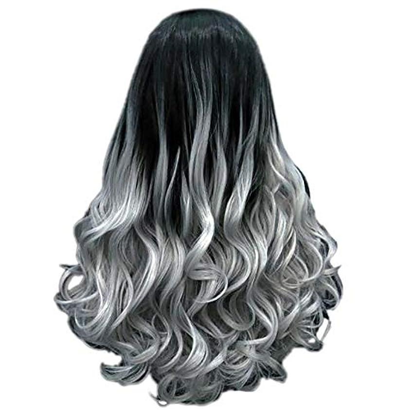 習慣球状主に女性の長い巻き毛のファッションセクシーなかつら70 cmをかつら