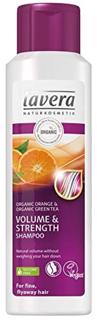 前書きじゃないラヴェーラ Organic Orange & Organic Green Tea Volume & Strength Shampoo (For Fine, Flyaway Hair) 250ml/8.3oz並行輸入品
