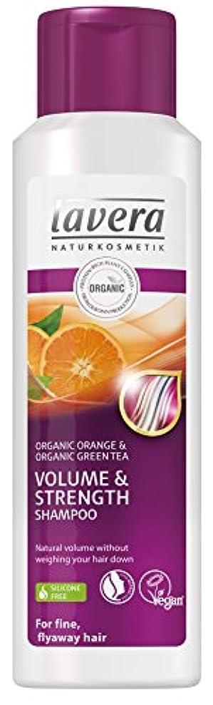 一口森林初心者ラヴェーラ Organic Orange & Organic Green Tea Volume & Strength Shampoo (For Fine, Flyaway Hair) 250ml/8.3oz並行輸入品