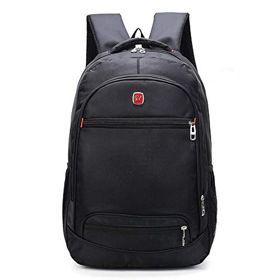 心から写真俳優ビジネスリュック Laptop Backpack スクールリュック PC収納バックパック黒 メンズ レディース