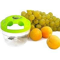 My Healthy Way-mini Food Chopper-Green-Manual Operation-Food Processor-Portion Control -PBA Free by My Healthy Way