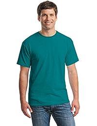 (ギルダン) Gildan メンズ ヘビーコットン 半袖Tシャツ トップス カットソー 定番 男性用