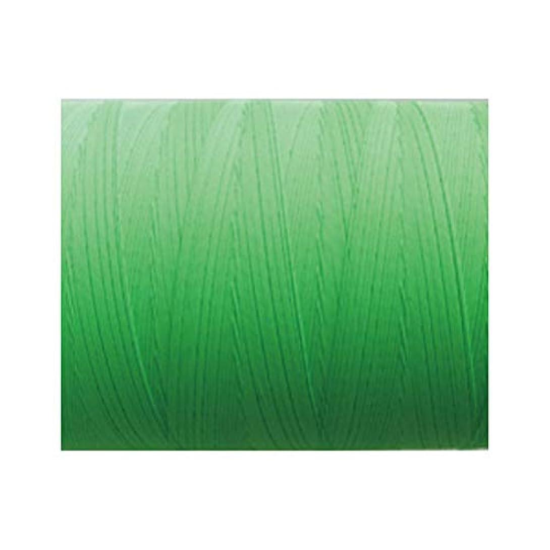 疲労統計霜東邦産業 Wrapping Thread A/50(細) No.0891 DL32F 蛍光グリーン