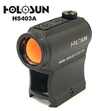 HOLOSUN HS403A ドットサイト