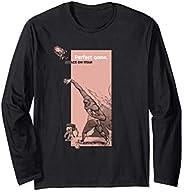 【完結記念】完全試合(パーフェクトゲーム)進撃の巨人 長袖Tシャツ