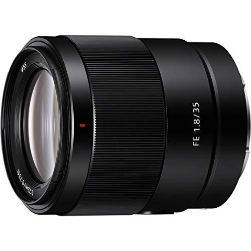 ソニー(SONY) デジタル一眼カメラα[Eマウント]用レンズ SEL35F18F(FE 35mm F1.8) フルサイズ B07V3PS92L 1枚目