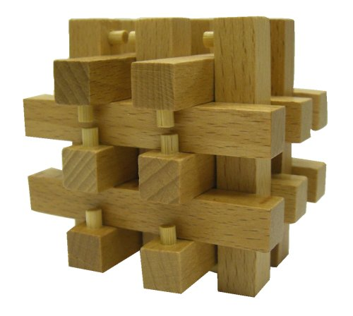 [해외]WP-10 나무 입체 퍼즐/WP-10 Wooden solid puzzle