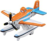 トミカ プレーンズ P-15 ダスティ (水上飛行機タイプ)