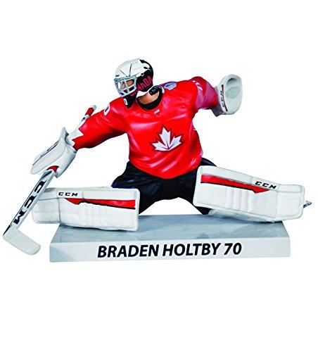 NHL 2016 WCOH/ チーム・カナダ ブラッデン・ホルトビー 6インチ フィギュア