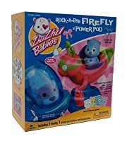 Zhu Zhu Babies Playset RockABye Firefly Power Pod Hamster Babies Not Included! [並行輸入品]