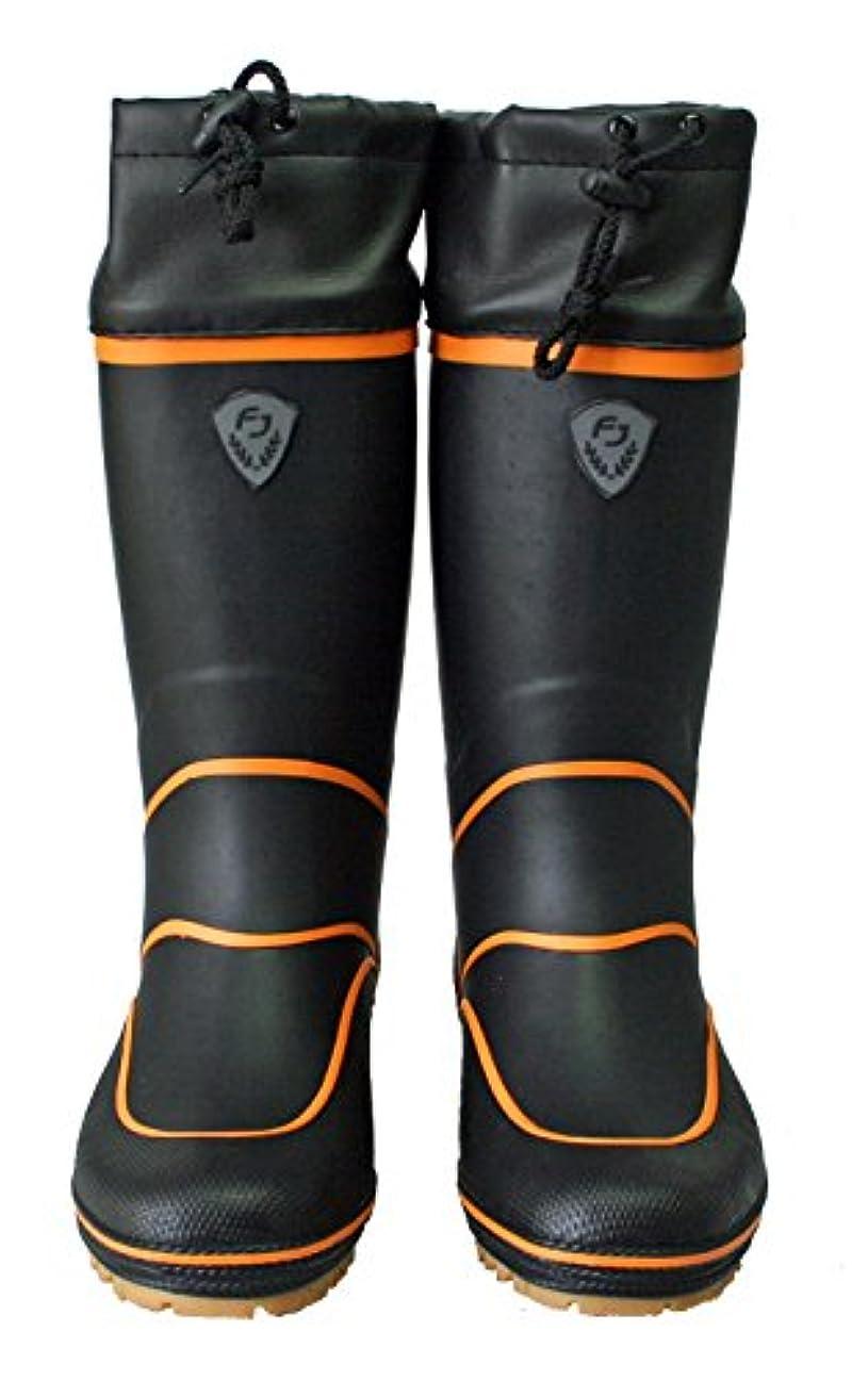 メロドラマティック守銭奴スクラップSP-1095 ラジアルブーツ ブラック ファインジャパン フィッシングブーツ 釣り用長靴