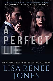 A Perfect Lie by [Jones, Lisa Renee]