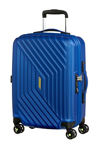 [アメリカンツーリスター] スーツケース AIR FORCE 1 エアフォース1 スピナー55 機内持込可 機内持込可 保証付 34.0L 55cm 2.7kg 18G*01001 01 インシグニアブルー