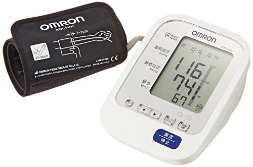 オムロン 電子血圧計 上腕式 フィットカフタイプ HEM-7320F