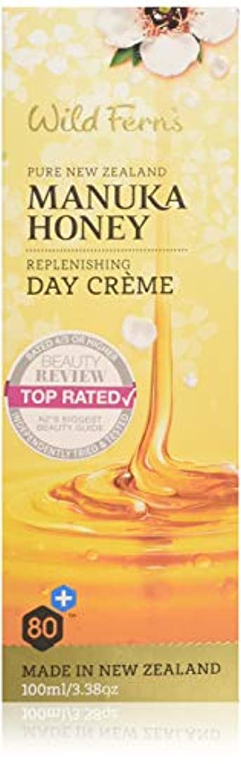 不変垂直辞任Manuka Honey Day Crème, 100ml