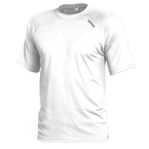 (ドィアルスキン)DRSKIN スポーツウエア ラグラン袖 半袖 ショートシャツ [UVカット・吸汗速乾] ベーシック...