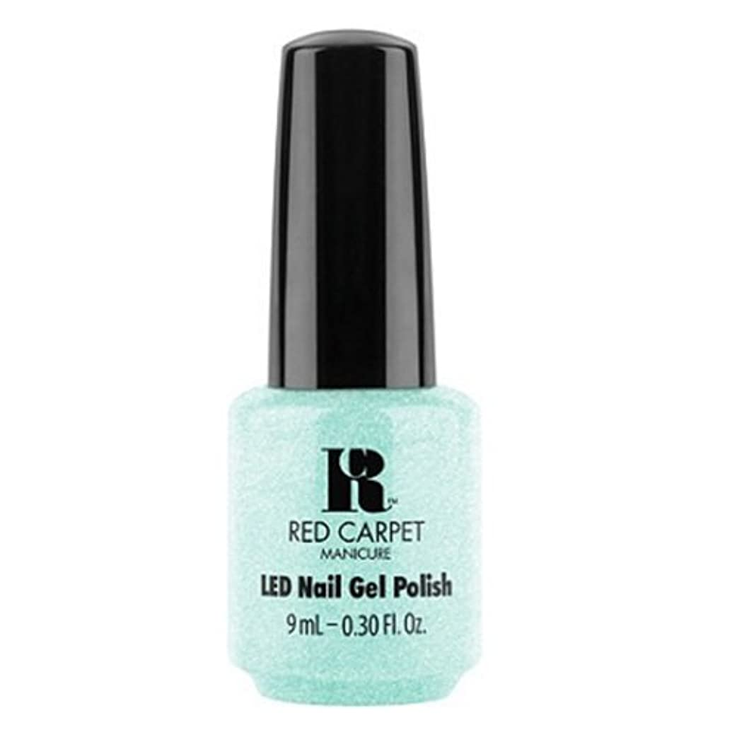 喜んで高度な入力Red Carpet Manicure - LED Nail Gel Polish - Countdown to Fab - 0.3oz / 9ml