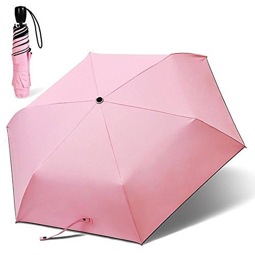 日傘 折りたたみ傘 - 傘 折り畳み傘 晴雨兼用 軽い 傘 折り畳み日傘 自...