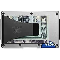 [ザ リッジ] the RIDGE スマートフォンよりも薄い財布 マネークリップ アルミニウム