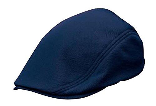 ファンクションキャップ バージョン6/吸汗速乾、UVカット機能性ハンチング帽子 ネイビー