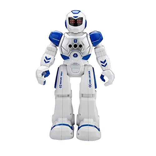 インテリジェン 人型ロボット プログラム可能 ジェスチャ制御 手振り制御 多機能ロボット 歩く ダン...